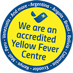 Yellow Fever Accredited Centre